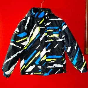 Pinzel Sports Sz 14 Kids Winter Coat